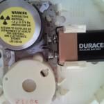 Inside Smoke Detector